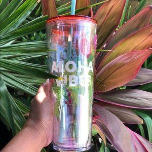 STARBUCKS HAWAII 2020 Aloha Vibes Tumbler 🌺